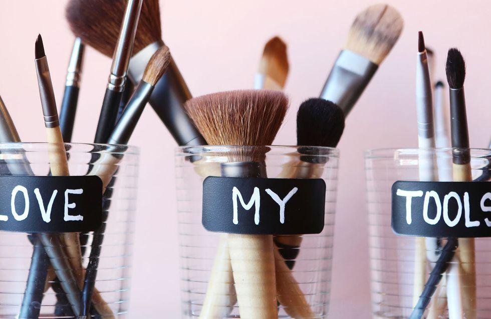 Make-up-Pinsel reinigen: Geniale Tricks für saubere Beauty-Tools!