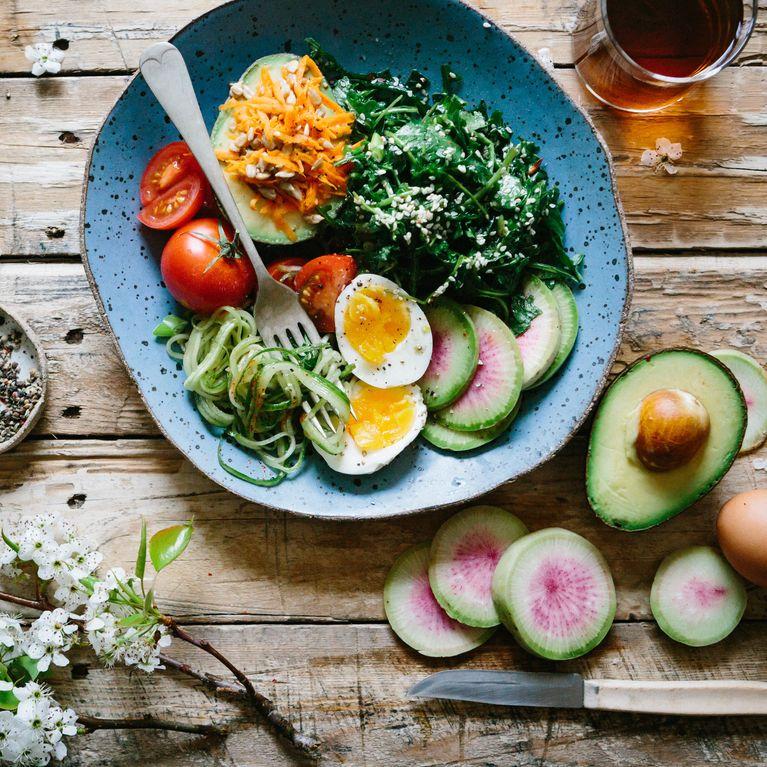 La fibra ayuda a perder peso