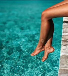 Et si cet été on craquait pour le tatouage solaire ?