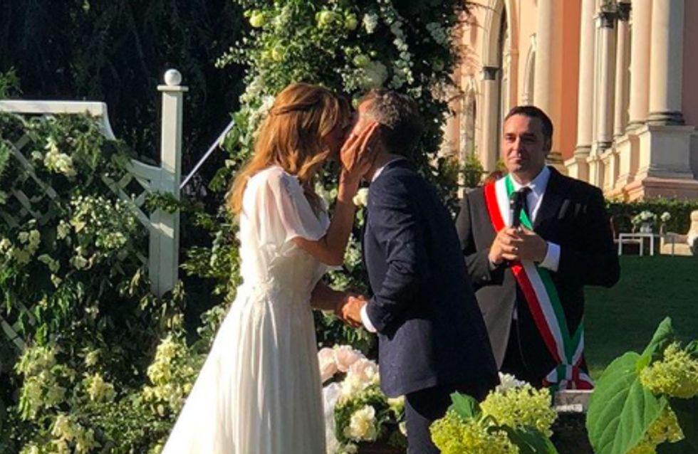 Filippa Lagerback e Daniele Bossari si sono sposati: le loro foto più belle!