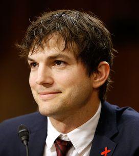 6 000 enfants sauvés du trafic d'êtres humains grâce à Ashton Kutcher