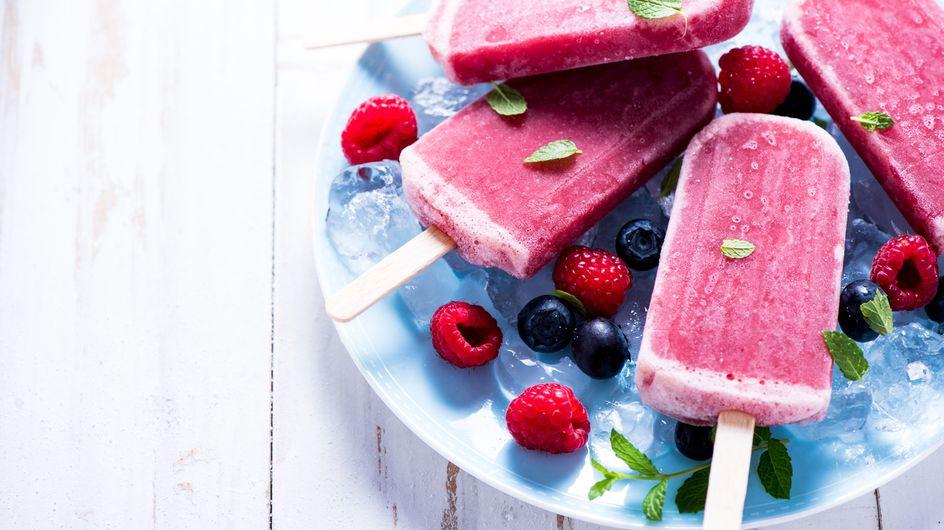Des smoothies glacés pour se rafraîchir tout l'été !