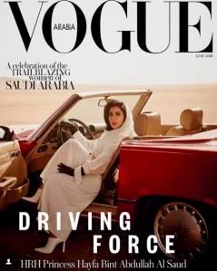 Voilà pourquoi cette Une de Vogue fait polémique...