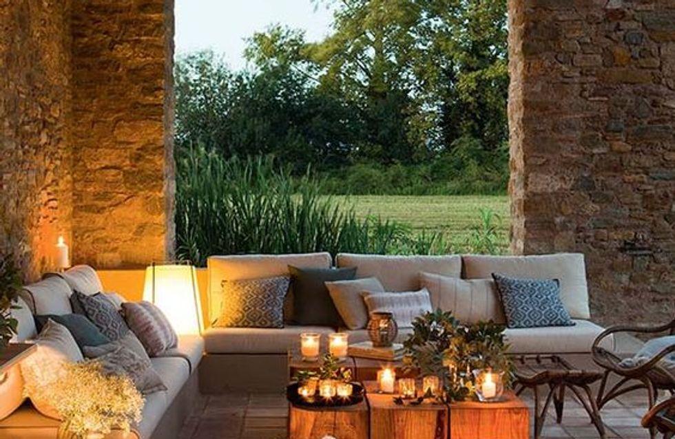 Decoración estilo mediterráneo: un mix de frescura y luz