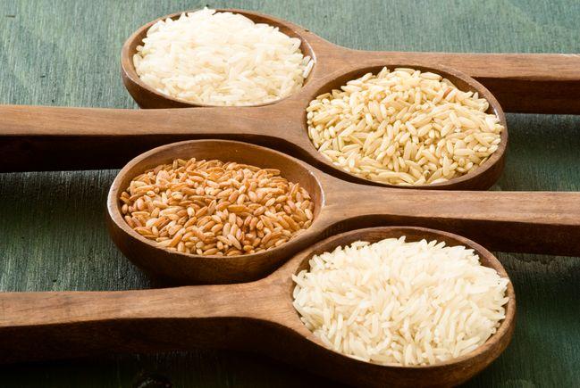Propiedades del arroz para bajar de peso