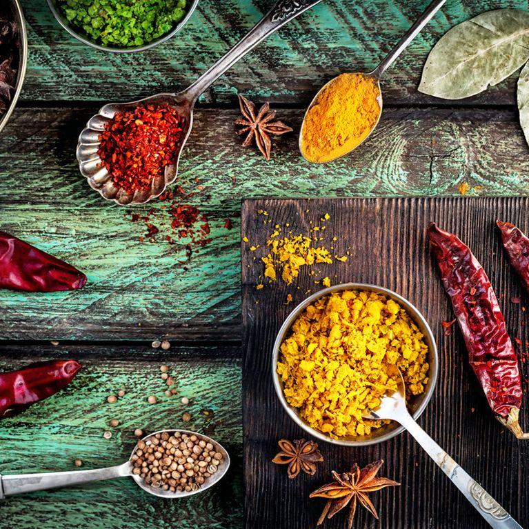 Ayurveda-Ernährung: Mit Essen Körper und Geist in Einklang ...