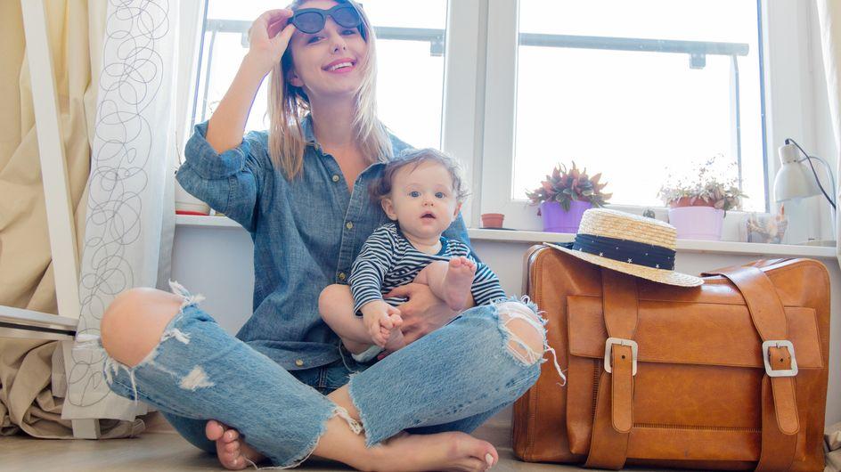 Tout ce qu'il ne faut surtout pas oublier dans la valise de ses enfants pour partir en vacances