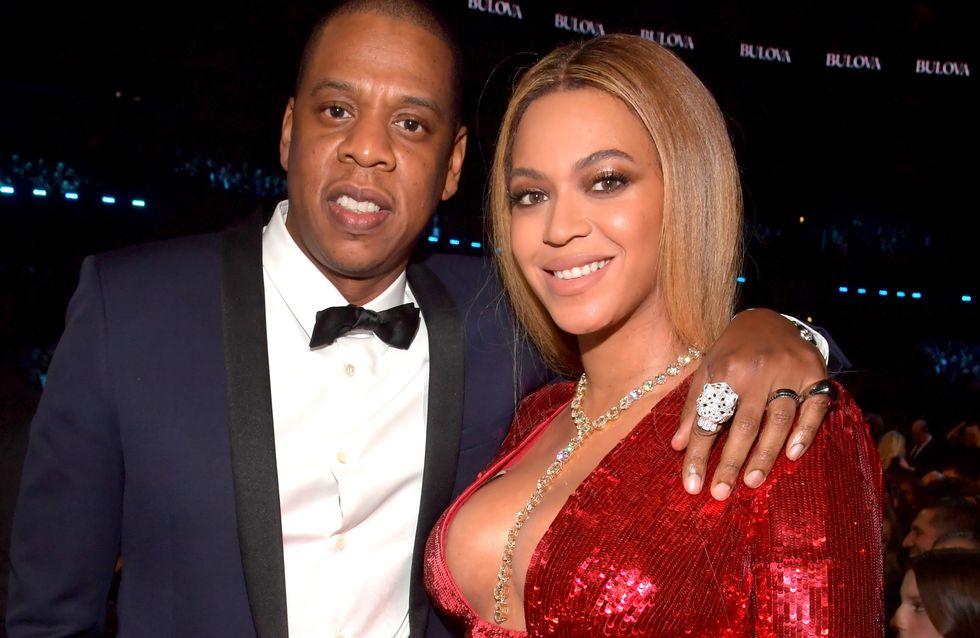 Beyoncé et Jay-Z dévoilent des photos exclusives de leurs jumeaux