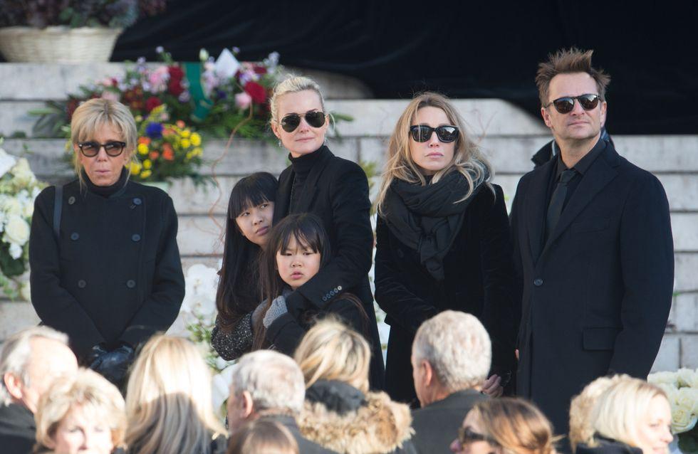 Voilà comment Laeticia Hallyday a annoncé la mort de Johnny à ses proches