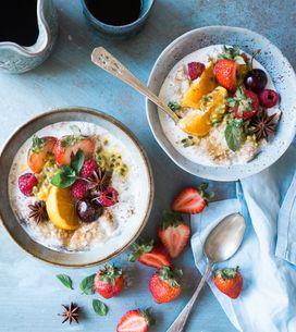 Dieta de bajo índice glucémico: pierde peso con este menú semanal