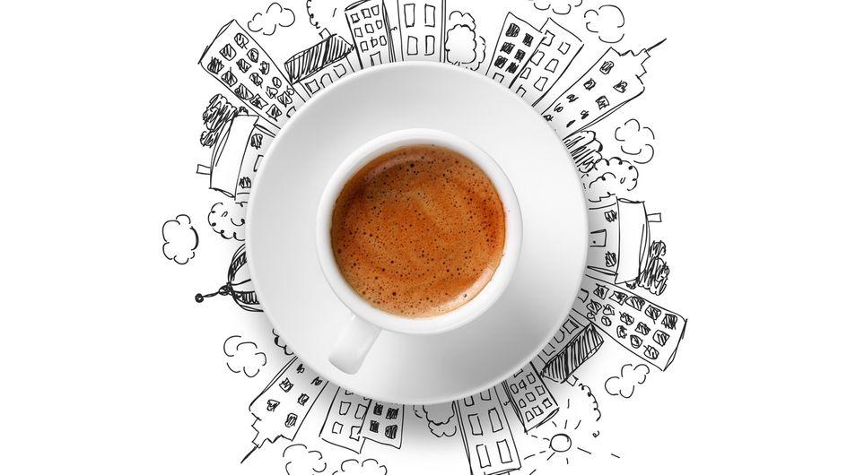 Kaffeesatz lesen: DAS bedeuten die Symbole für eure Zukunft!