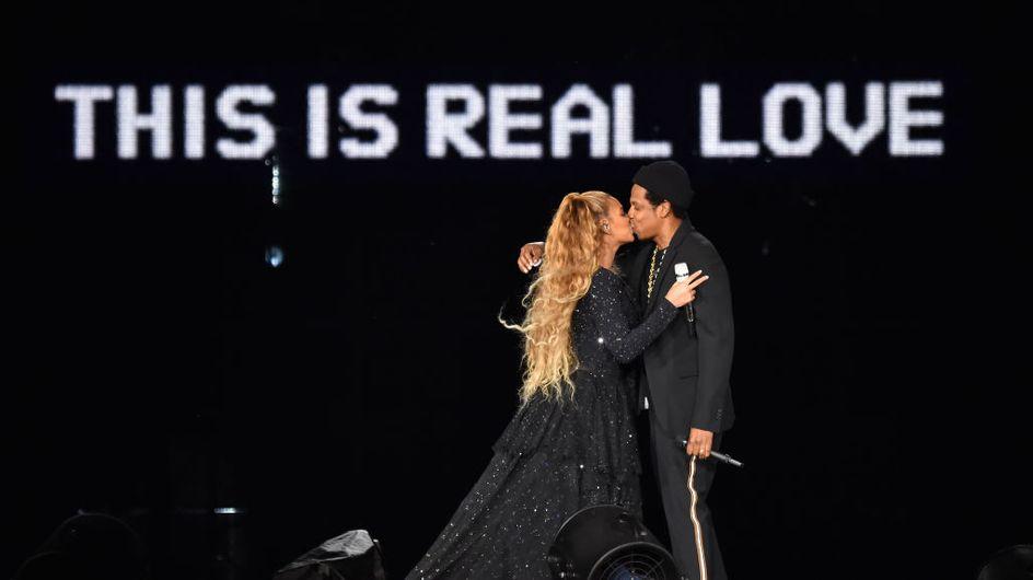Beyoncé et Jay Z posent nus et affolent la Toile !