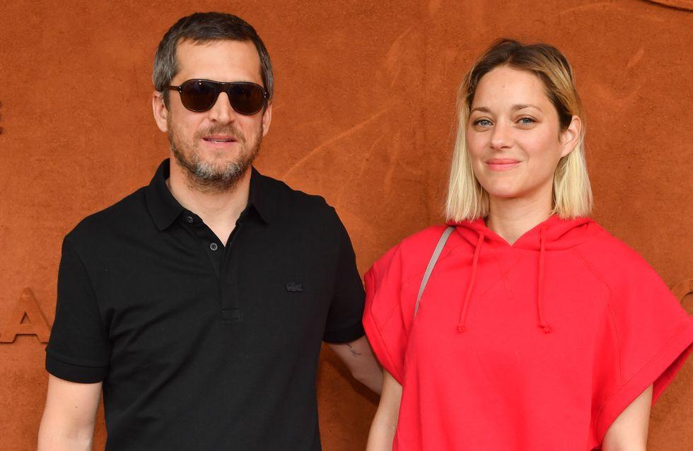Marion Cotillard et Guillaume Canet étaient à Roland-Garros et ils n'ont jamais été aussi complices (photos)