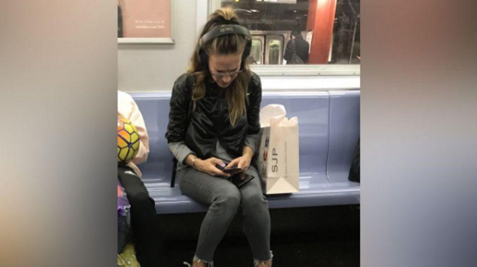 Los famosos que viajan en metro como todos nosotros