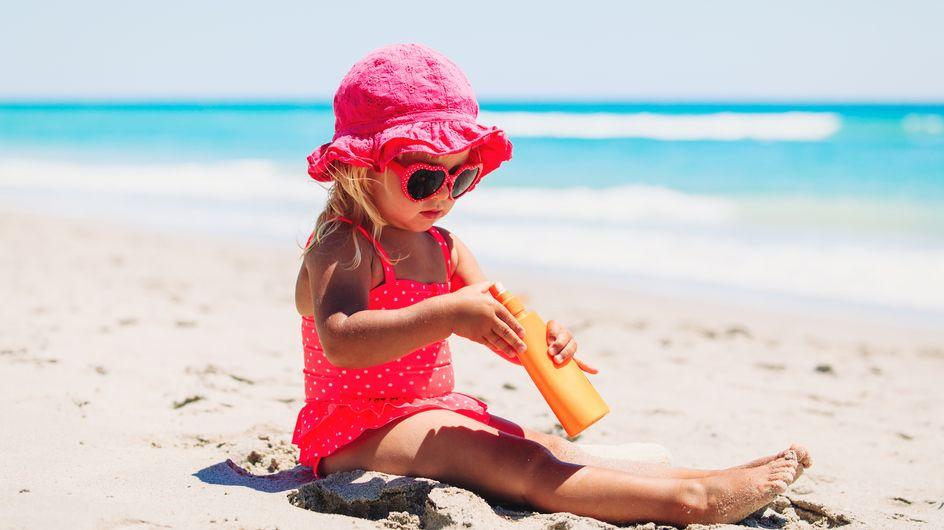 Sonnenschutz für Kinder: Von Sonnencreme bis zum Sonnenschutz im Auto