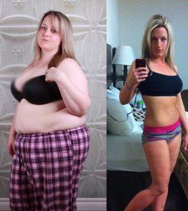 Elle perd 65 kilos et on adore son astuce minceur au supermarché...