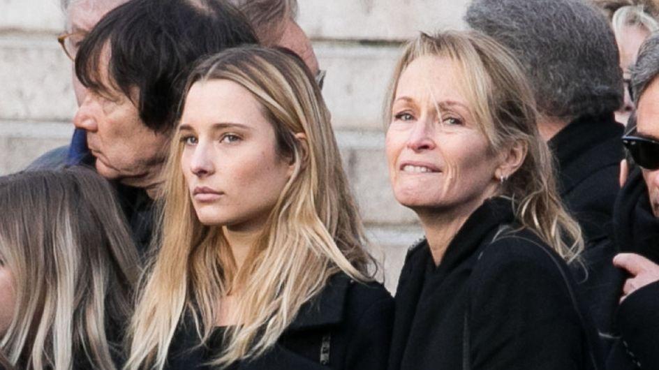 Héritage de Johnny : David Hallyday peut compter sur le soutien de son ex-femme, Estelle Lefébure