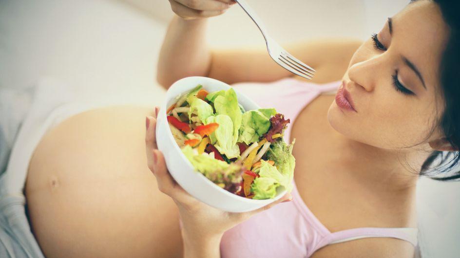 Cosa mangiare in gravidanza per non ingrassare troppo?