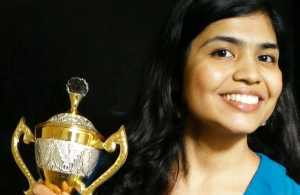 Cette joueuse d'échecs indienne refuse de participer à un tournoi afin de défendre ses droits