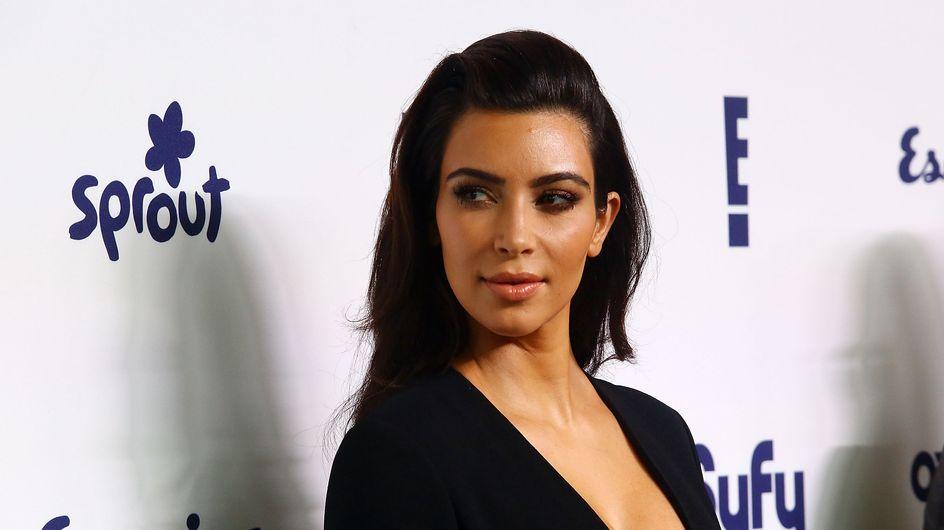 Kim Kardashian vivement critiquée à cause de la nouvelle coupe de cheveux de sa fille (photos)