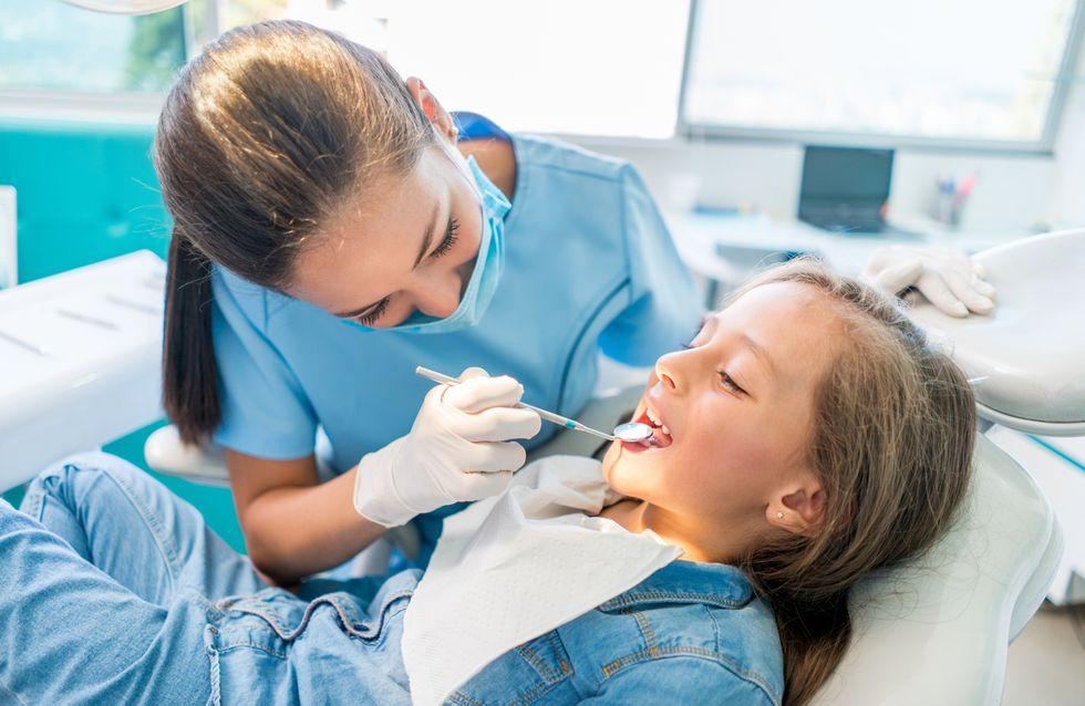 Salud dental en niños, ¿cuáles son sus problemas bucales más comunes?