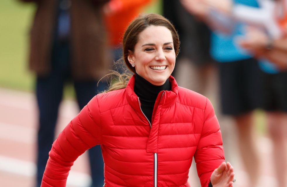 Kate Middleton, sa paire de baskets à 60€ est notre nouvelle obsession mode