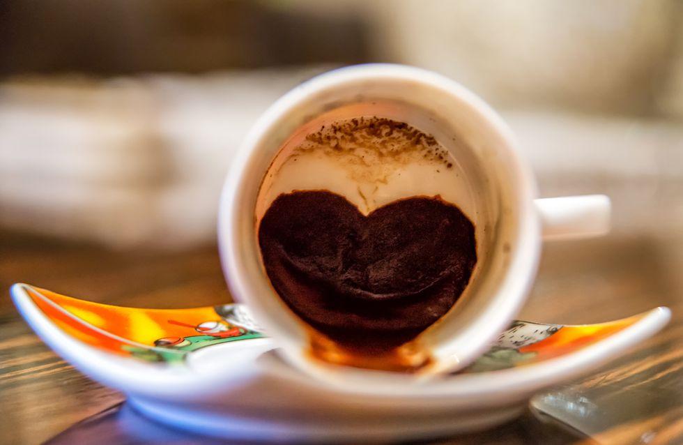 Leggi il tuo avvenire nei fondi di caffè!