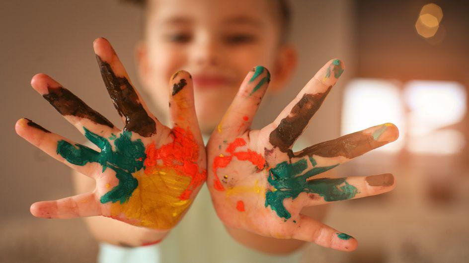 3 manualidades divertidas para hacer con niños