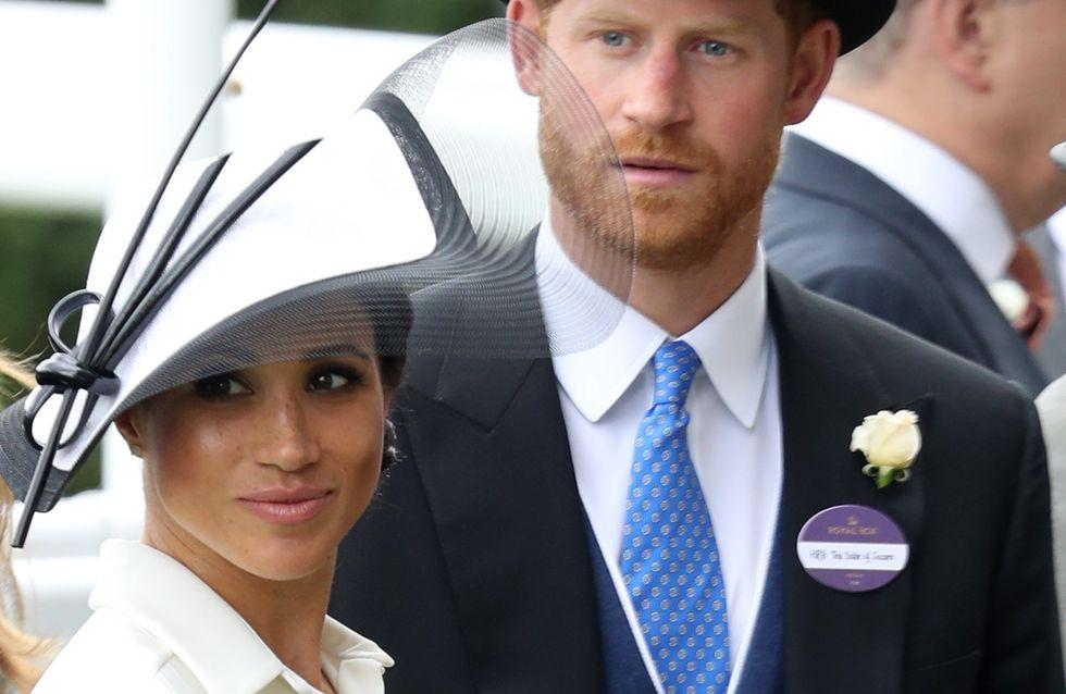 Plus chics que jamais, Meghan Markle et le prince Harry fêtent leur 1 mois de mariage