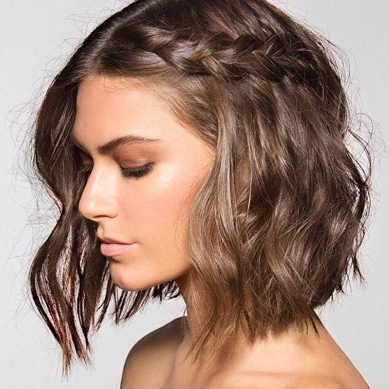 Peinados con ondas pelo largo