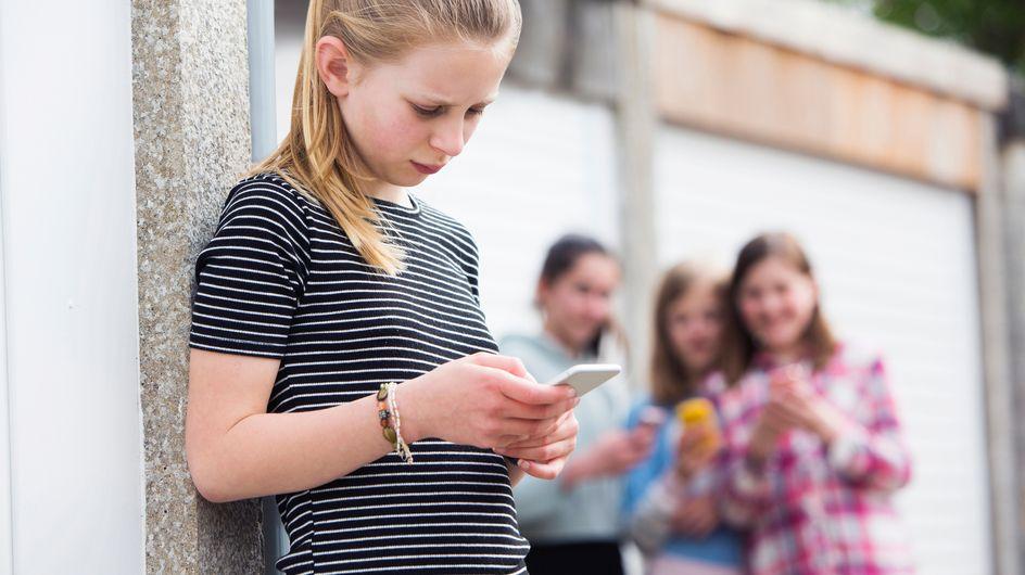 Cybermobbing: So schützt du dein Kind vor der Gefahr im Netz