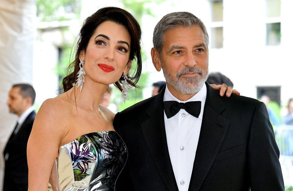 Les Clooney donnent 100 000 dollars pour les enfants migrants séparés de leurs parents