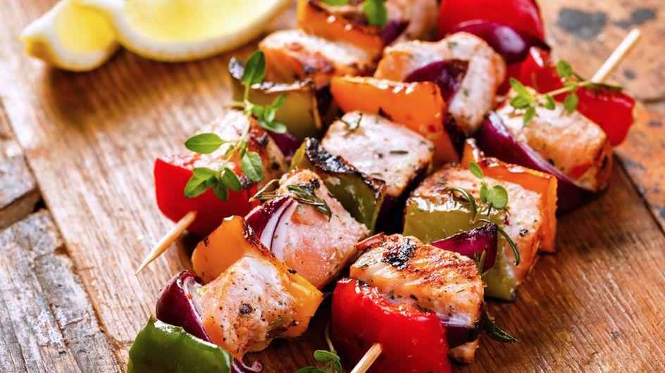 Kalorienarm Grillen - ja, das geht! Die besten Tipps plus leckere Rezepte