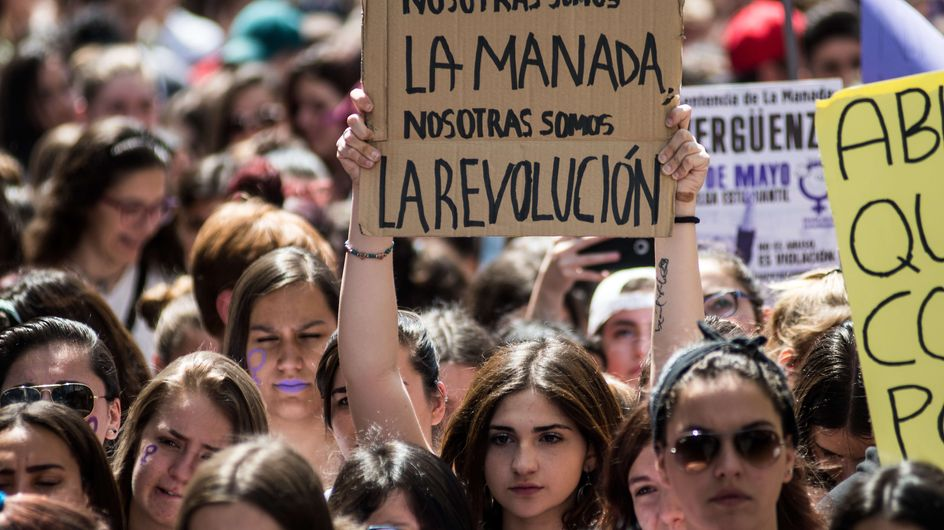 Libertad provisional para los miembros de 'La Manada'