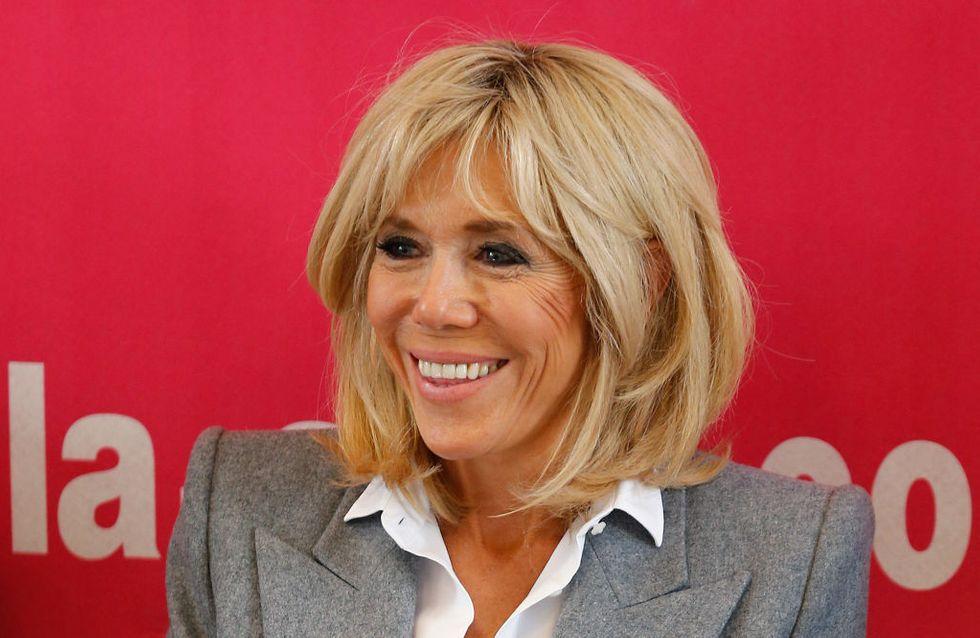 Brigitte Macron : de passage aux Solidays, on craque pour son look festivalier ! (Photos)