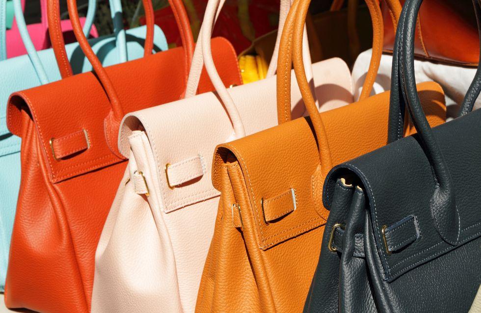 Alerte bon plan ! Des sacs à main de luxe d'occasion aux Galeries Lafayette