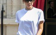 T-shirt bianca: come abbinarla per look completamente diversi