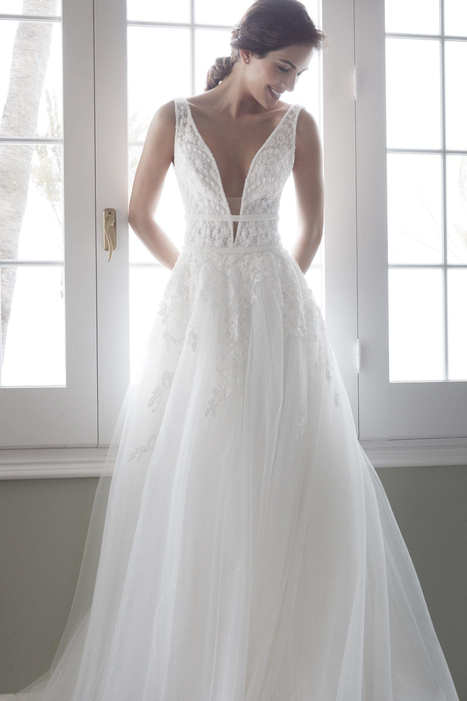 Dagi Bees Brautkleid: Wie es aussah und wie teuer es war