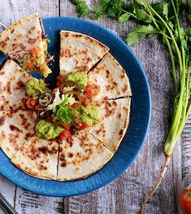 7 plats sympas (et healthy) préparés en 15 min