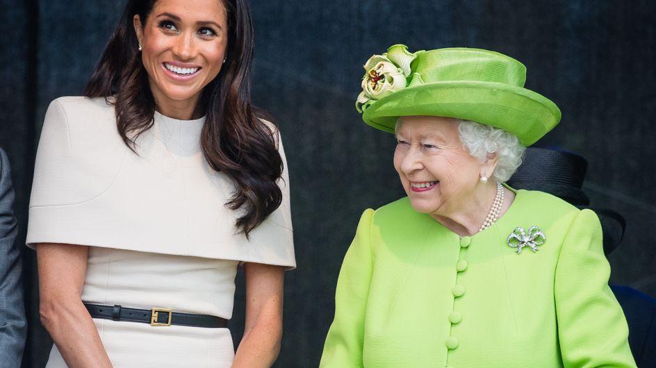 Ces aliments que la reine Elizabeth II interdit à Meghan Markle