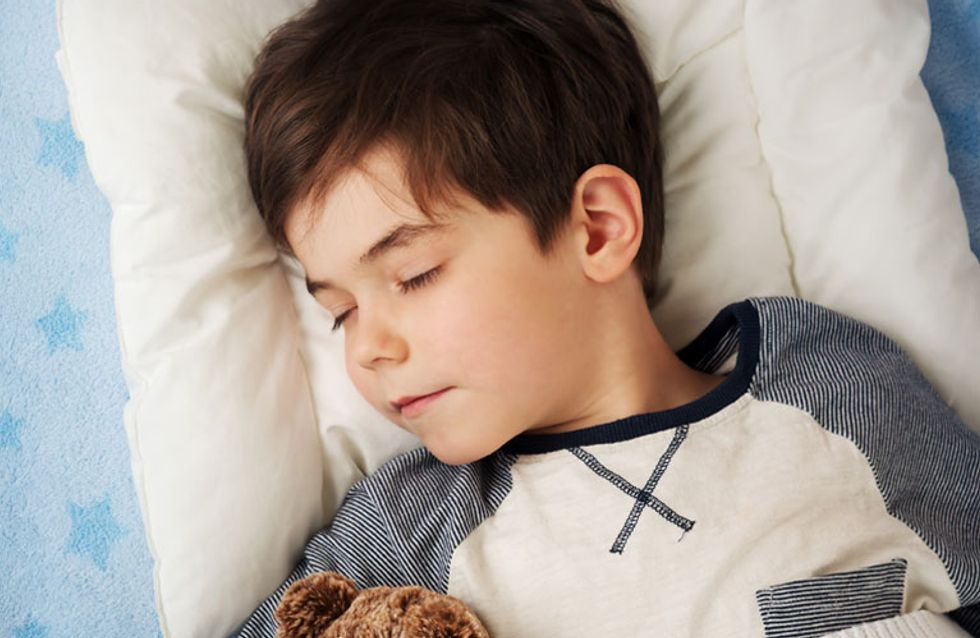 ¡Dulces sueños! Cómo crear una rutina de noche para los niños