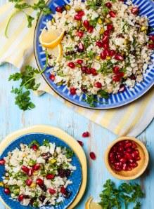 Une salade composée hiver comme été, succès assuré !