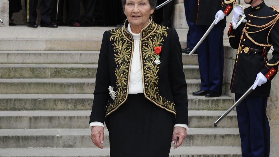 Simone Veil, l'héroïne féministe française entre au Panthéon