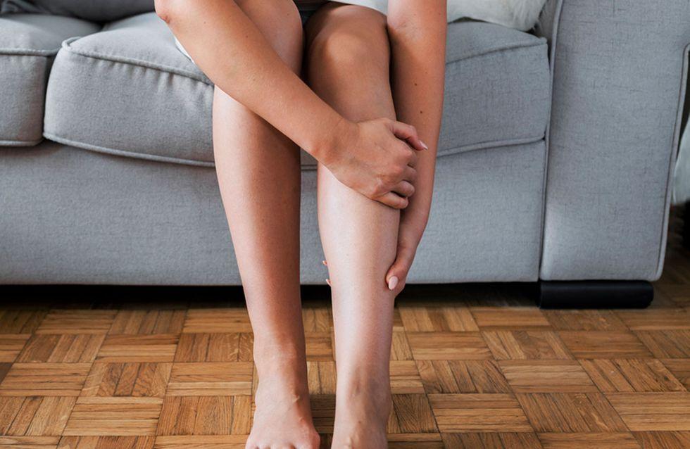 Wassereinlagerungen loswerden: Tipps gegen Wasser in den Beinen