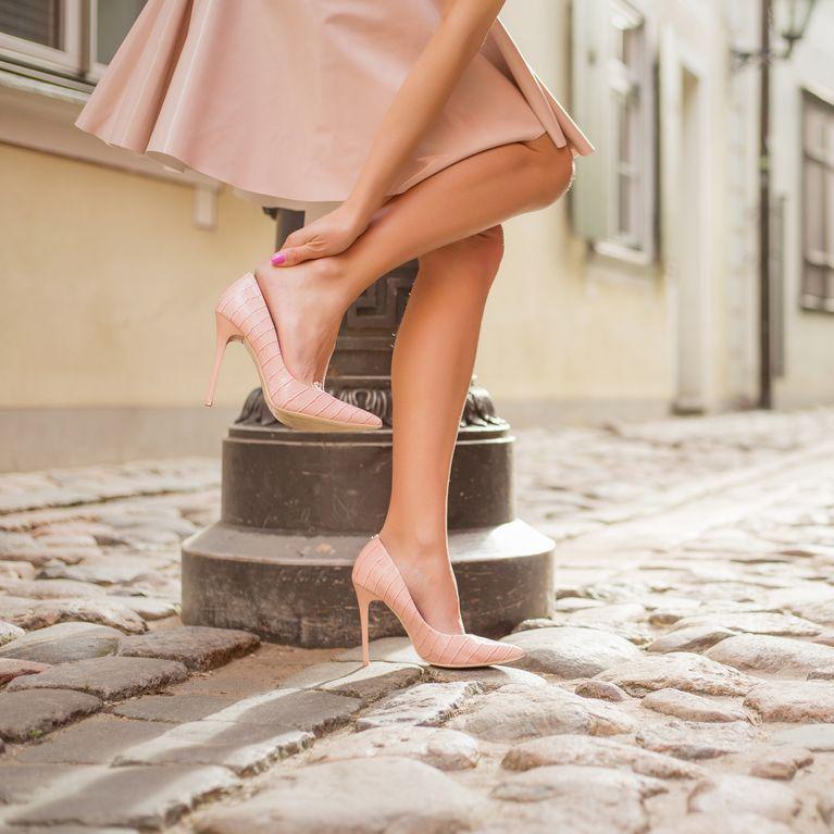 Marcher Avec Comment Talons Des Souffrir Sans nPO0X8wk