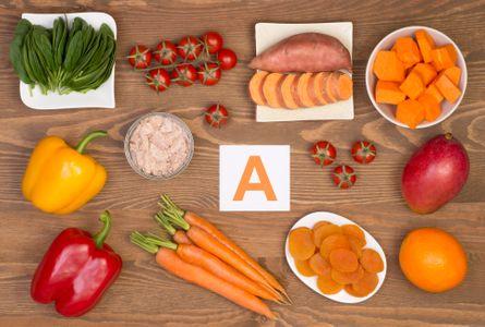 Quelles vitamines pour être en forme ? - Vitamine A