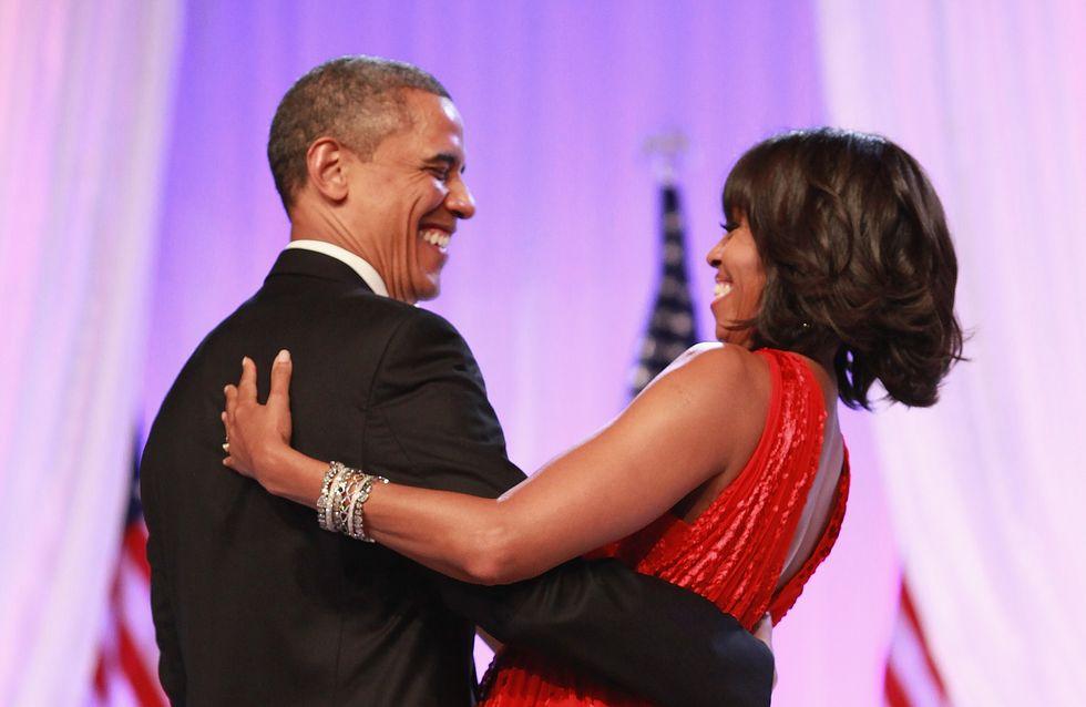 Barack Obama révèle son astuce pour savoir si vous avez trouvé votre âme sœur !