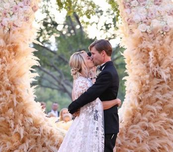 La accidentada boda de Kaley Cuoco y Karl Cook