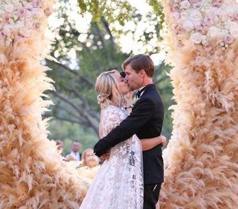 La accidentada boda de Kaley Cuoco y Karl Cook