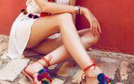 I sandali perfetti per nascondere l'alluce valgo: i 5 modelli più cool!